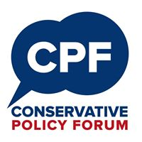 Conservative Policy Forum Logo.
