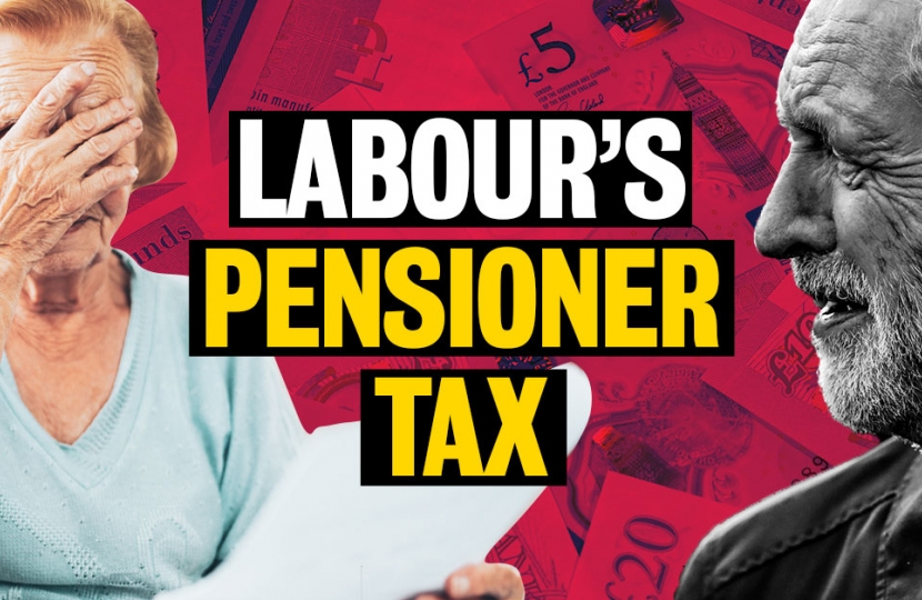 Corbyn's Pension Tax to cost savers £11,000 and force millions to delay retirement